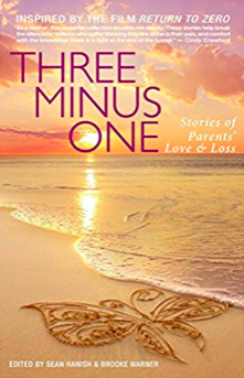 "Three Minus One: Stories of Parents' Love & Loss - Anne Phyfe also contributed an essay titled ""Dashed"" to the 2014 anthology ""Three Minus One: Stories of Parents' Love and Loss."""