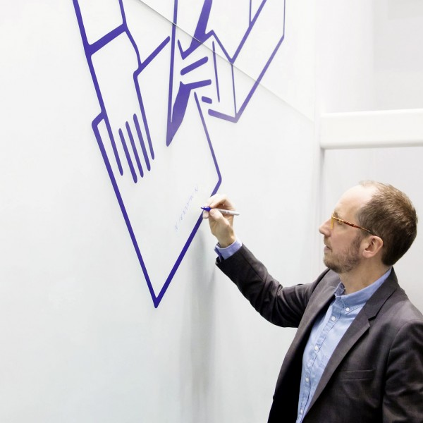 Christoph Niemann in collaboration with LAMY