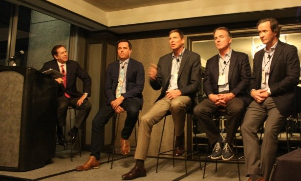 Developers weighed in on challenges, popular markets and slowdown predictions at the SIOR event (credit: Jeff Weil).