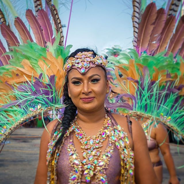 Portrait @ the Caribbean Carnival ••• #caribbeancarnival #caribbeancarnivaltoronto #caribana #caribanatoronto2019 #caribana2019 #torontocarnival #caribbeanportrait #portraitphotography #carnivalbeauties #eventphotography #eventphotographer #portrait_vision #TOCarnival @toronto_carnival