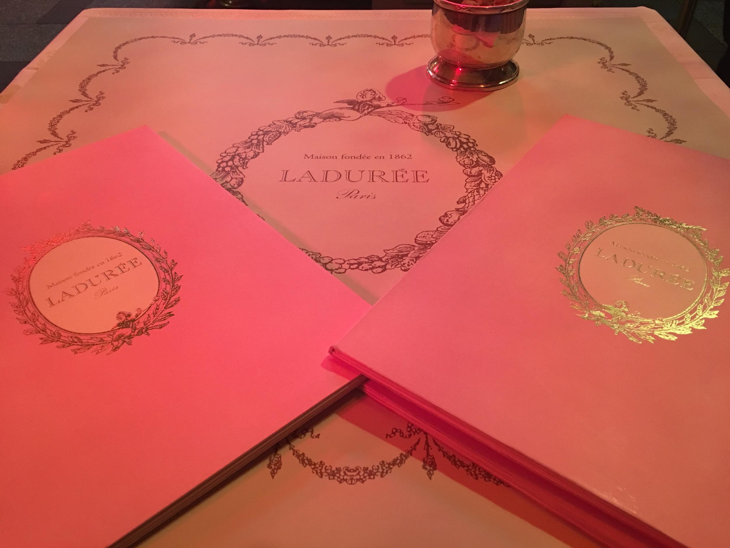 La Duree - Be sure to taste their incredible macarons!