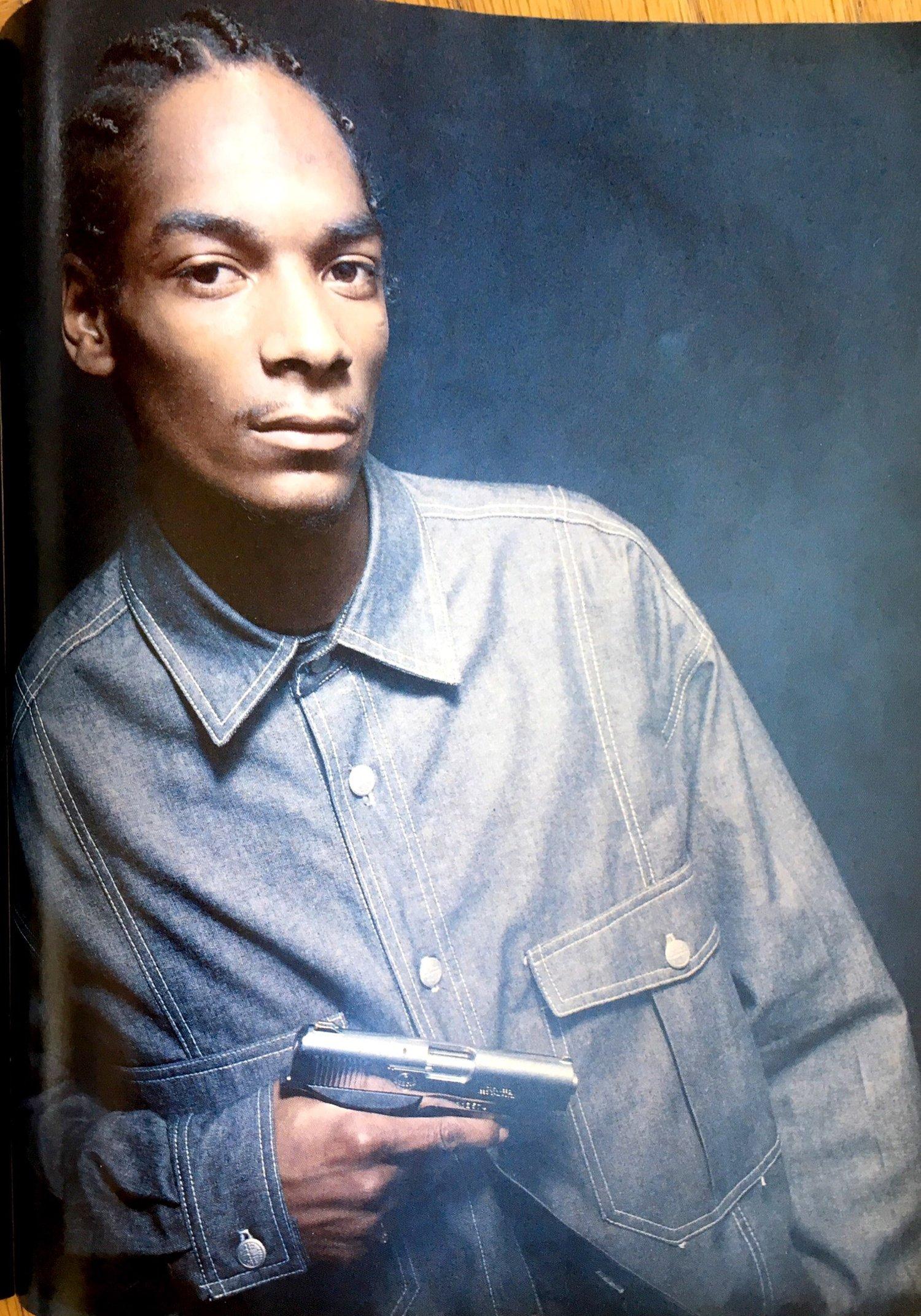 Snoop: G Down — dream hampton