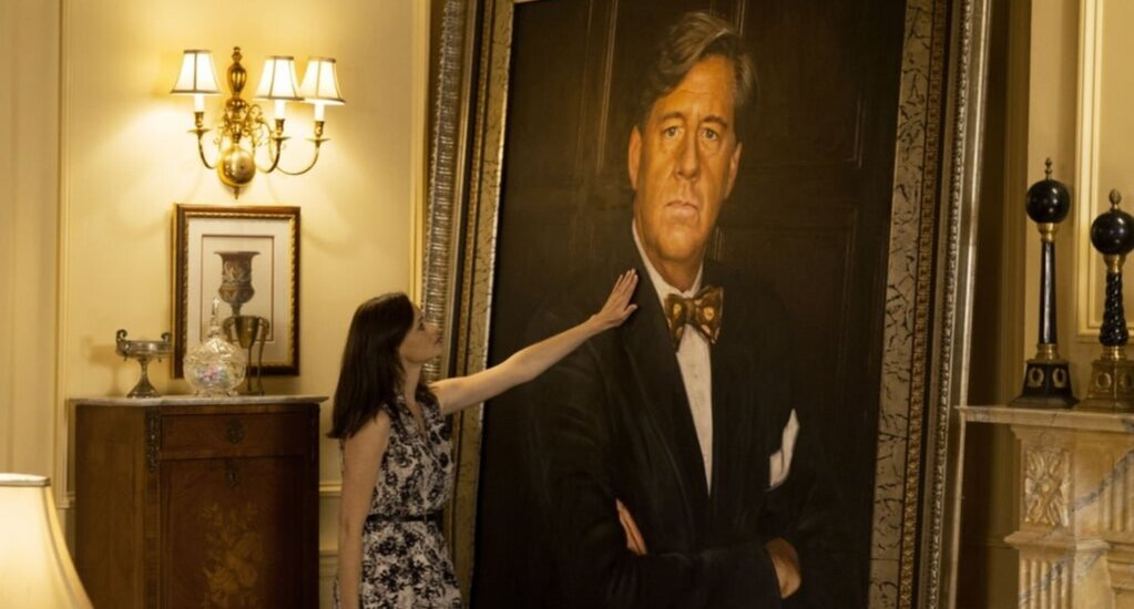 Edward Herrmann's loss is felt throughout the revival… perhaps a little too much.
