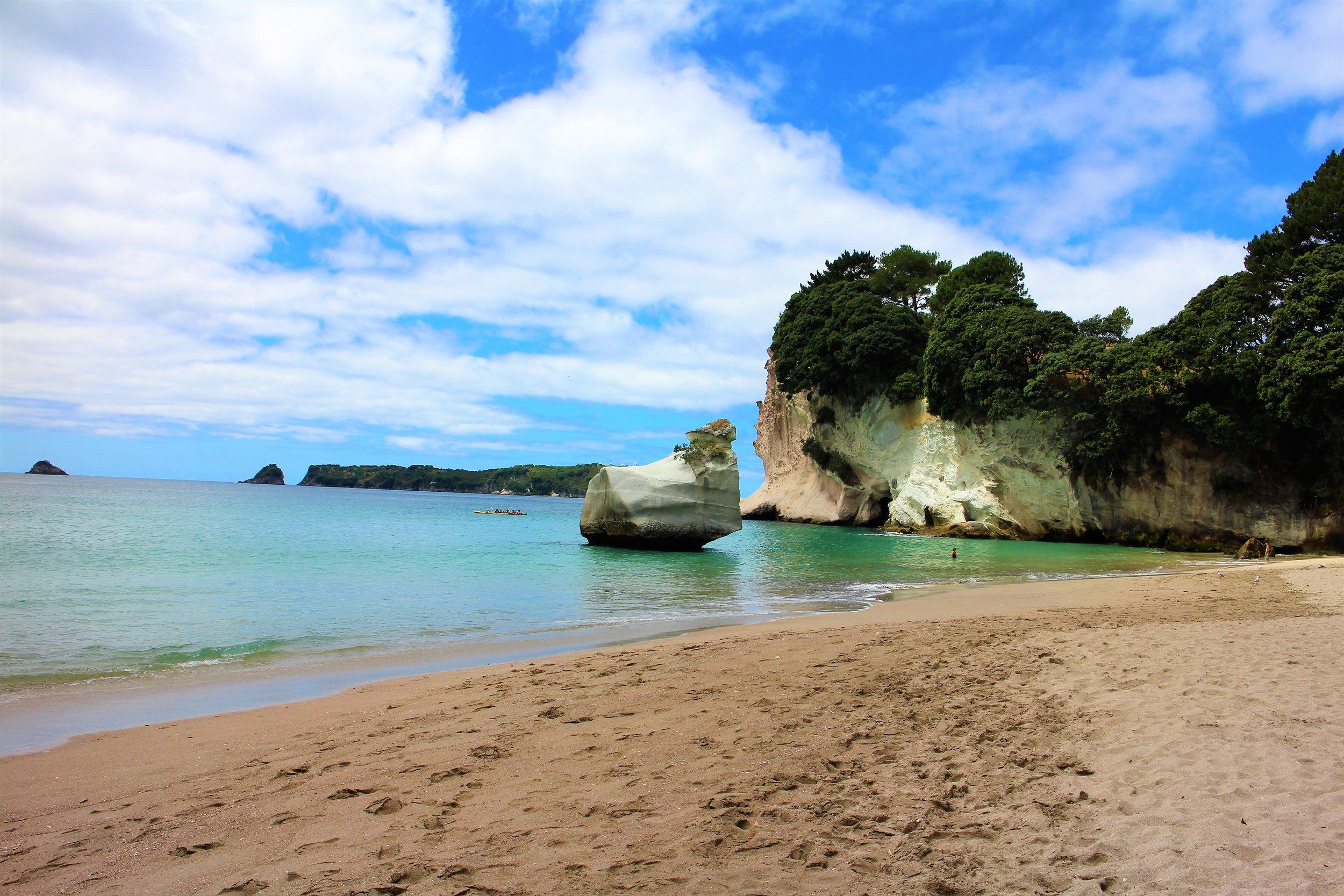 The Coromandel Peninsula, New Zealand