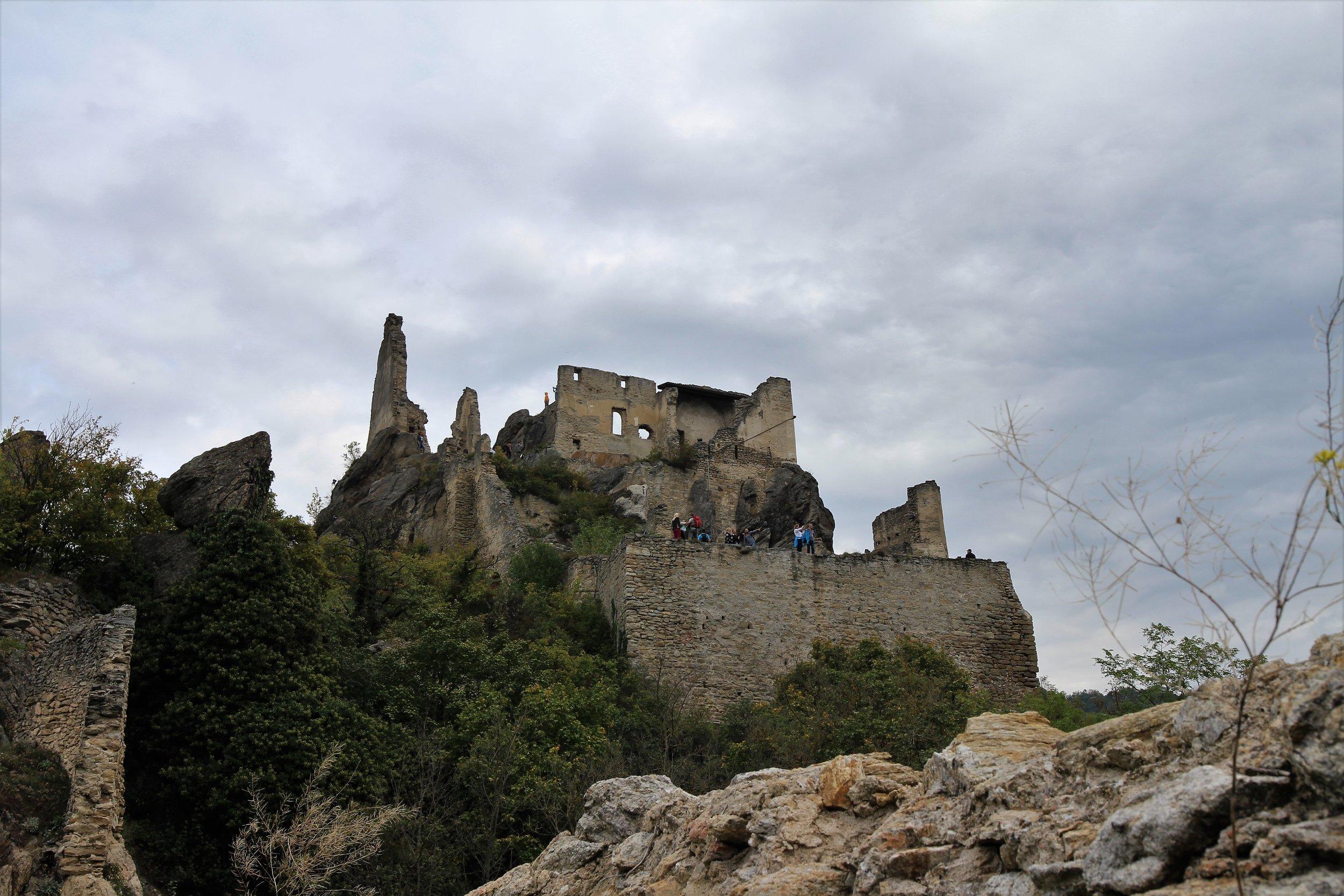 Burgruine Castle, Durnstein
