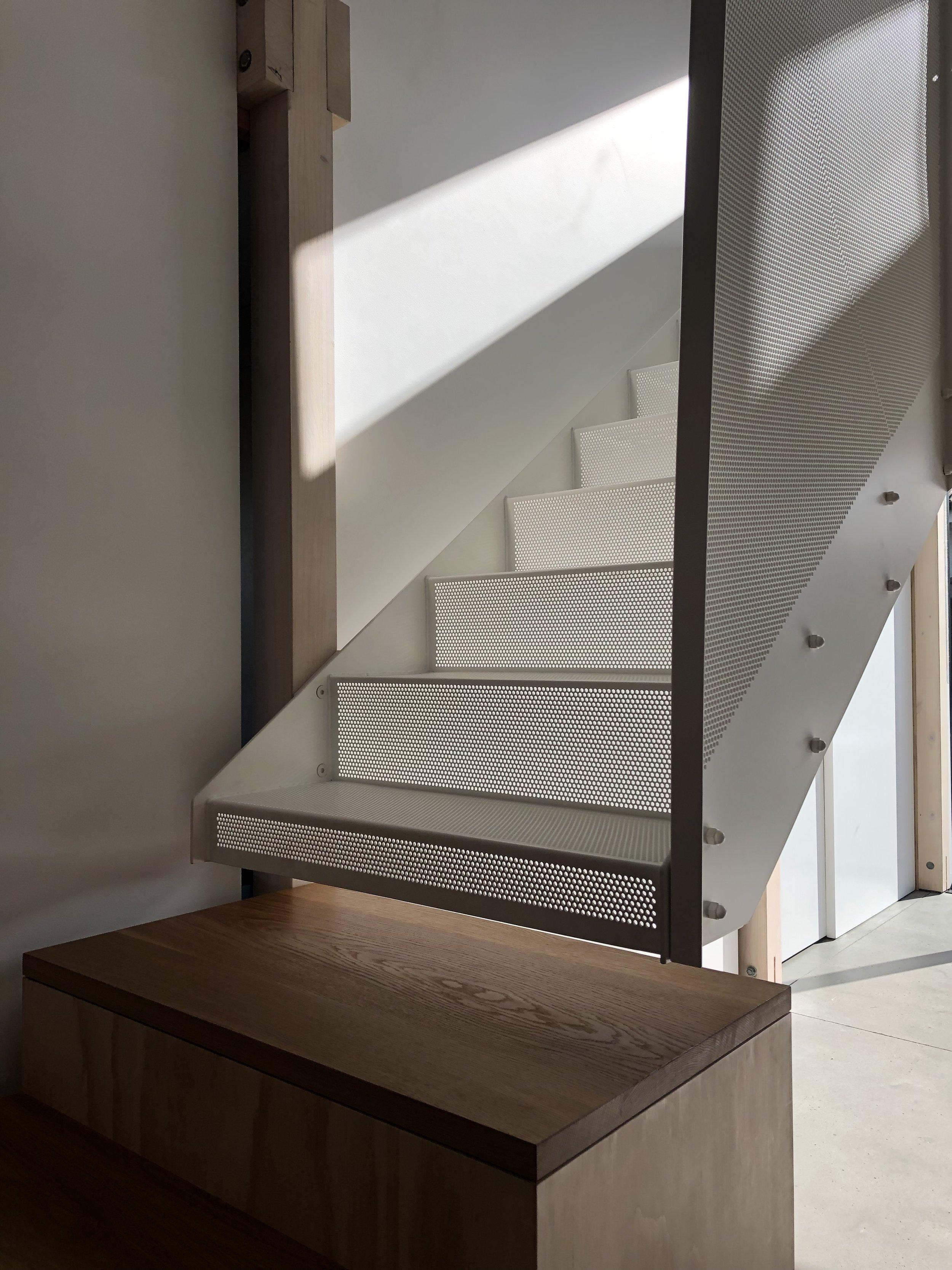 Customised Stairs