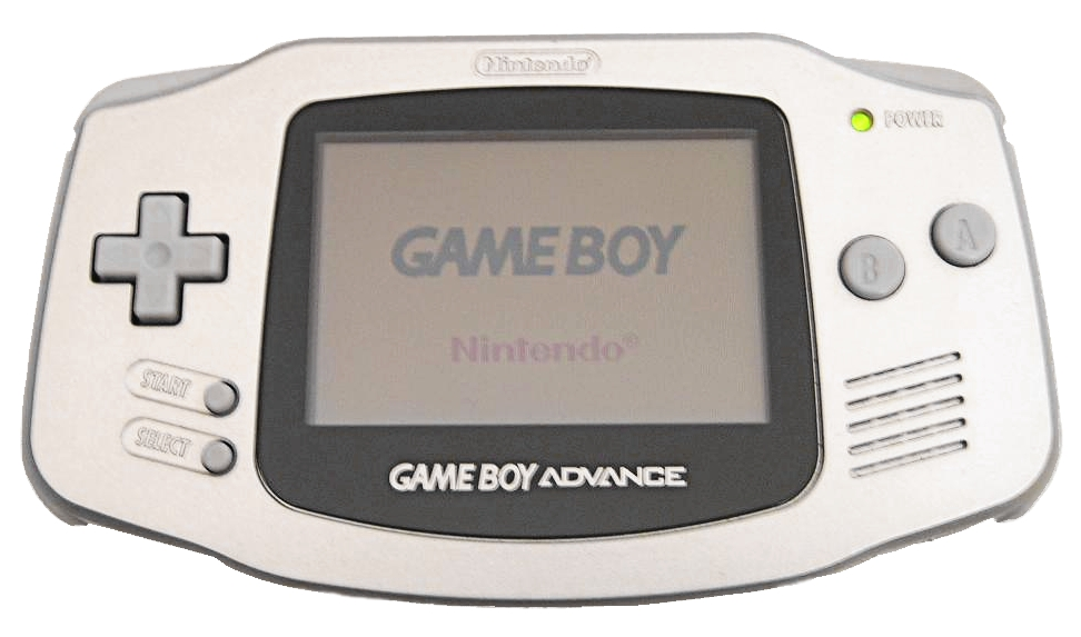The original GBA contained an unlit, transflective screen that was almost unplayable in low-light.