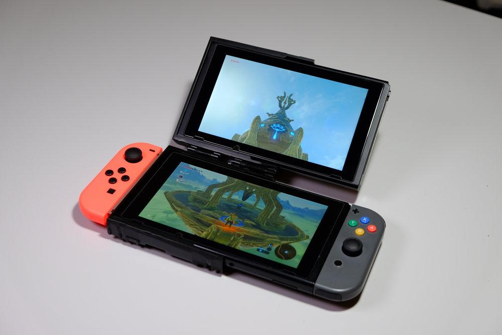 ̗̀new ̖́- Nintendo Switch DS — mechachoi