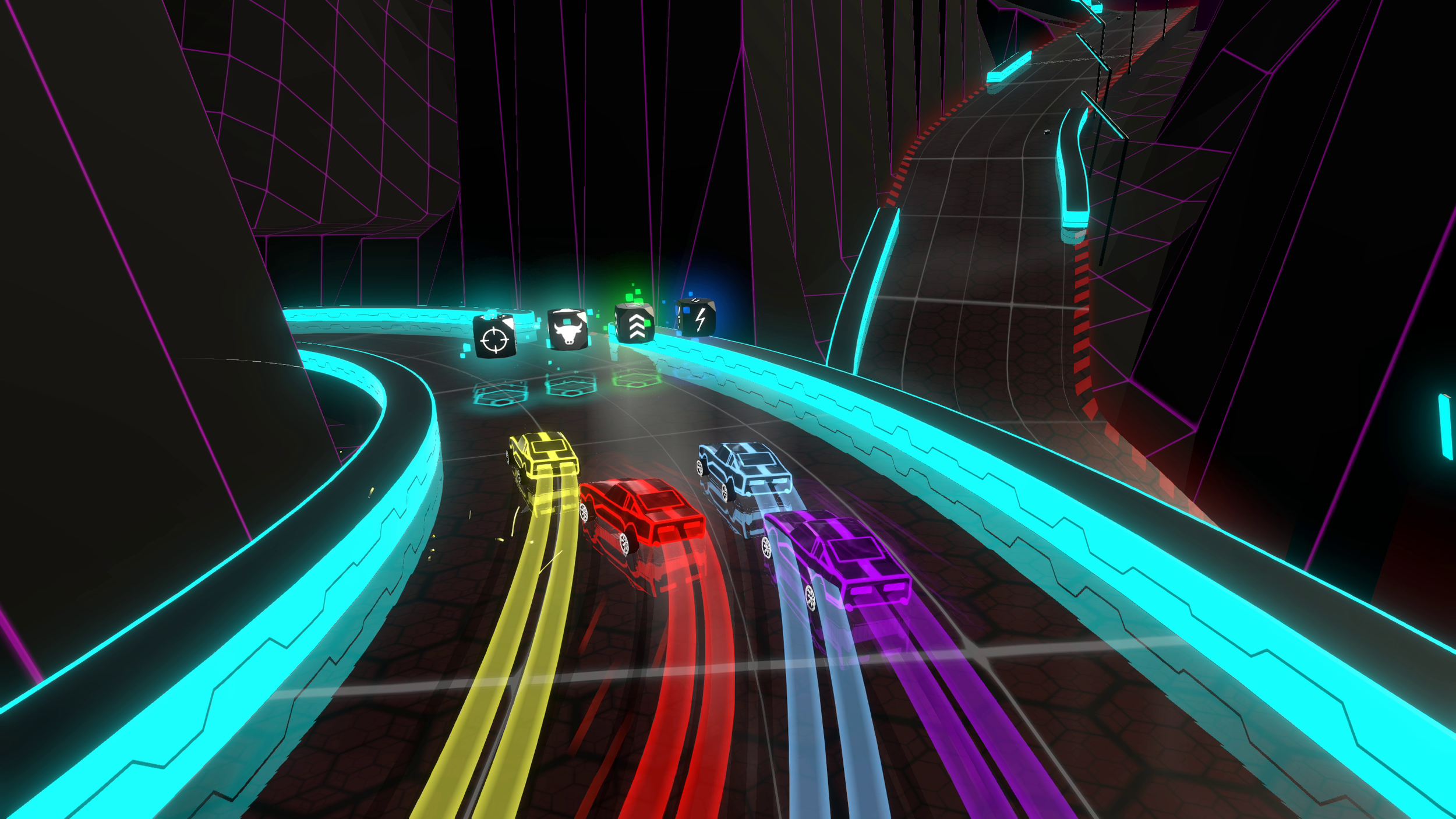 Party Crashers - Arcade combat racing meets Party Golf