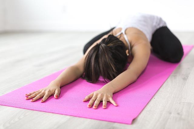Yin Yoga online kurs på svenska -