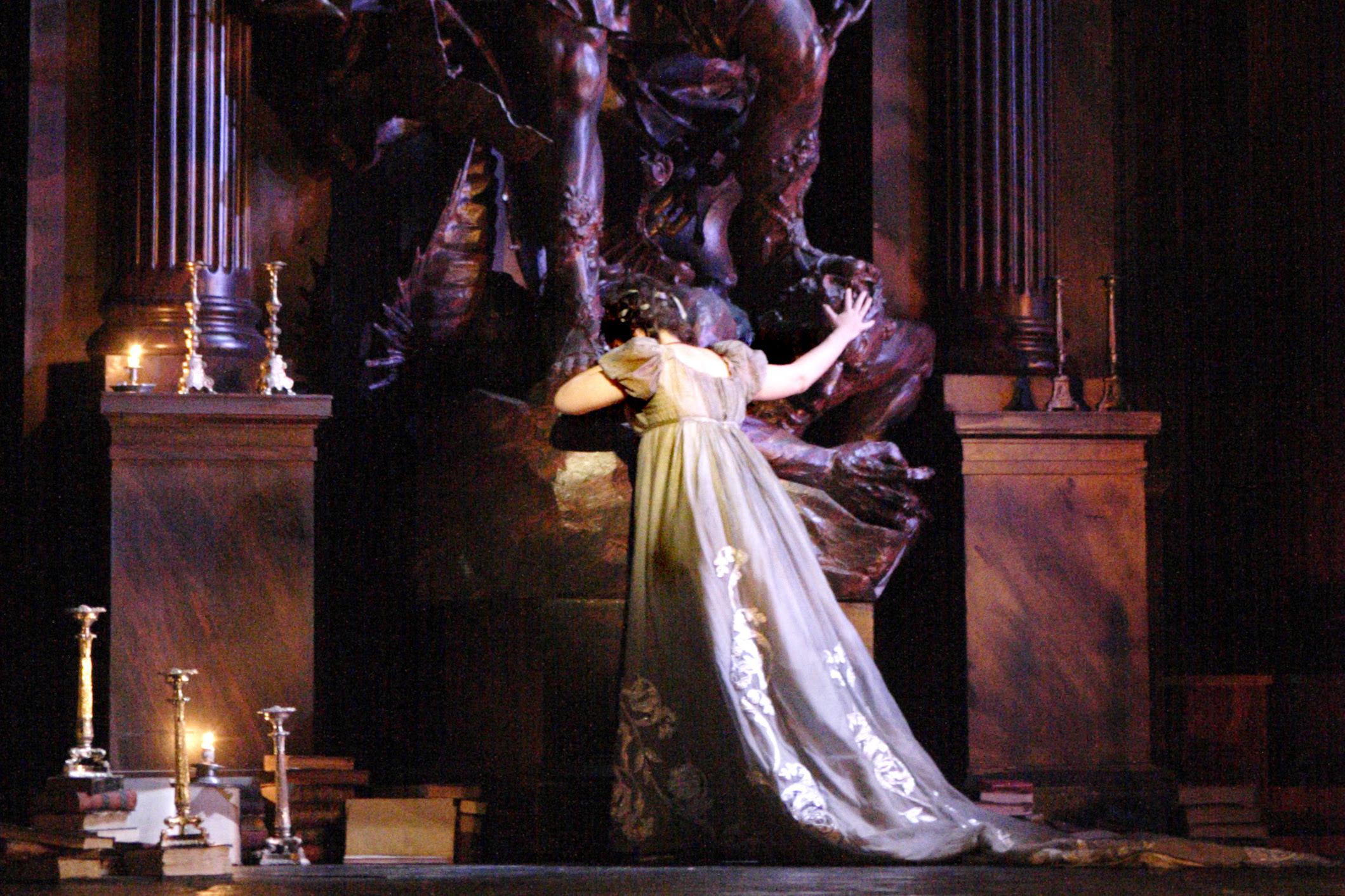 Tosca , Act II (2011) ©ROH/Catherine Ashmore, 2011
