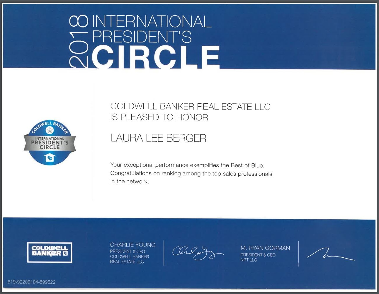 TOP RATED REALTOR® Twin Cities, International President's Circle, high performance, great reviews, Laura Lee Berger knowledgeable, trusted adviser, dedicated