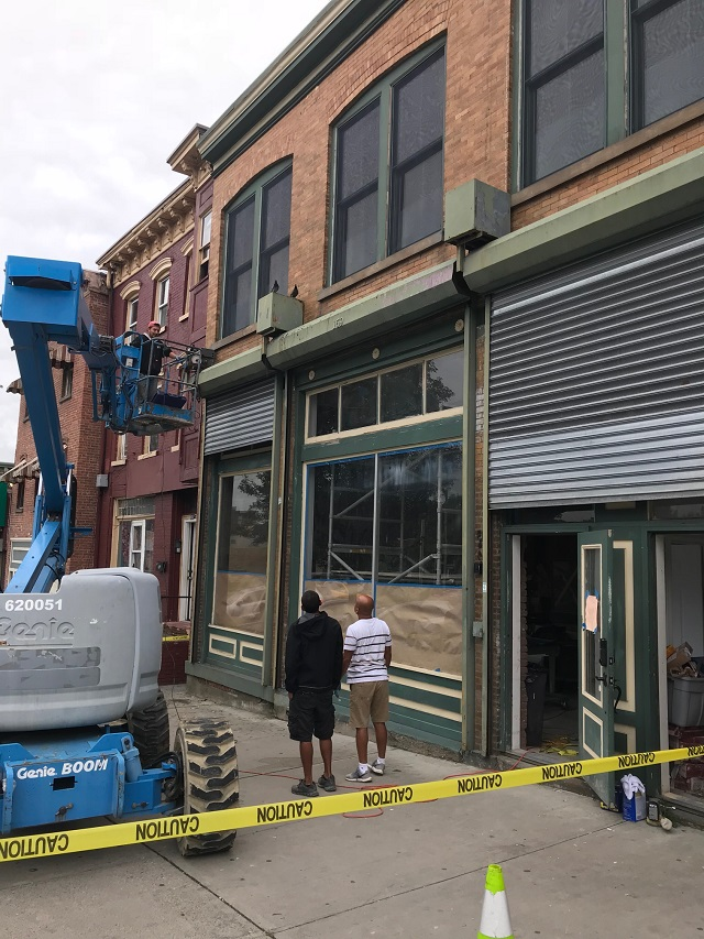 New Architectural Salvage Business Coming to Broadway -