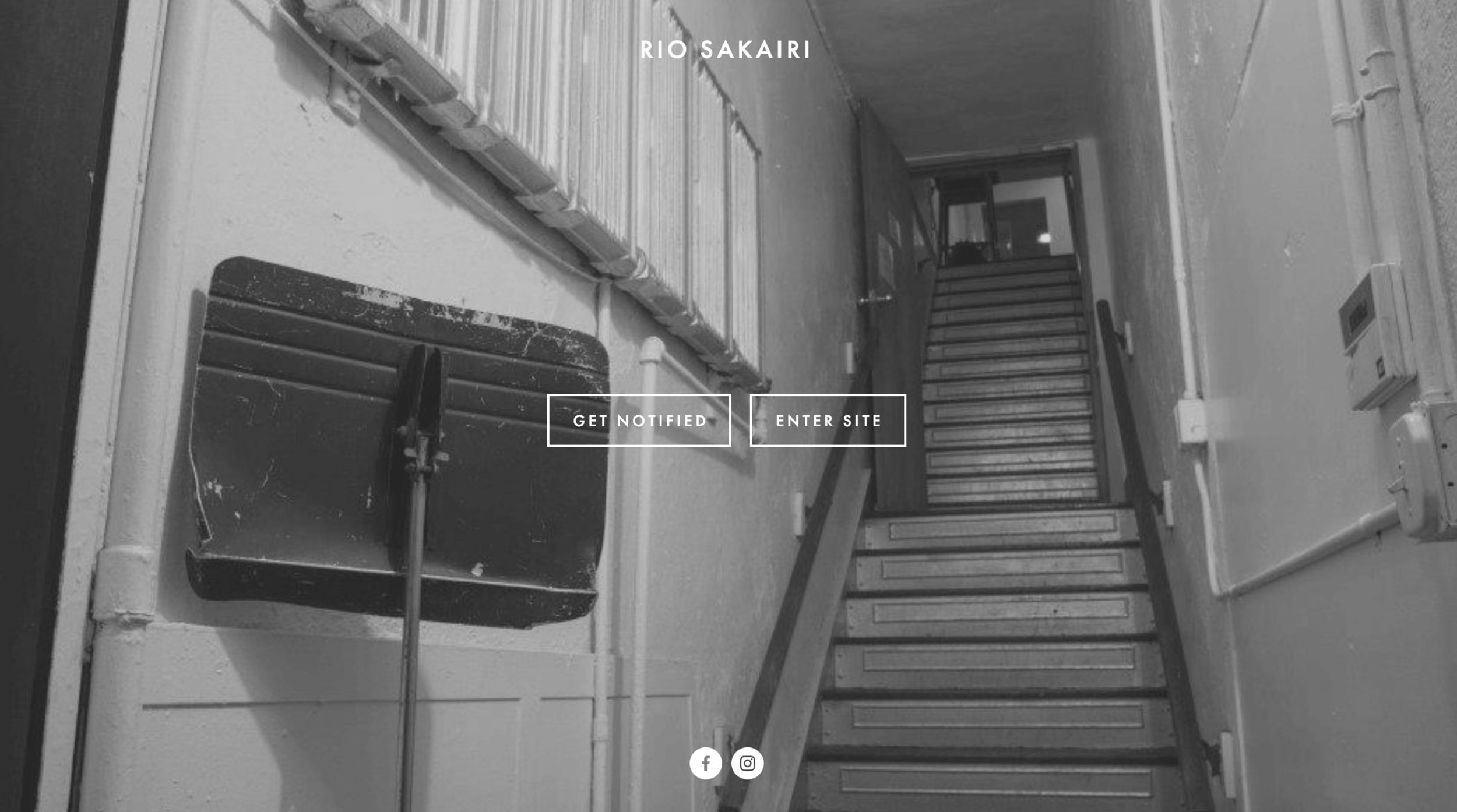 Rio Sakairi | Personal Blog