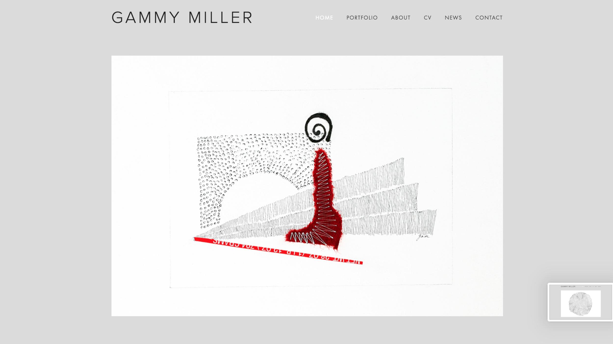 Gammy Miller | Artist Website