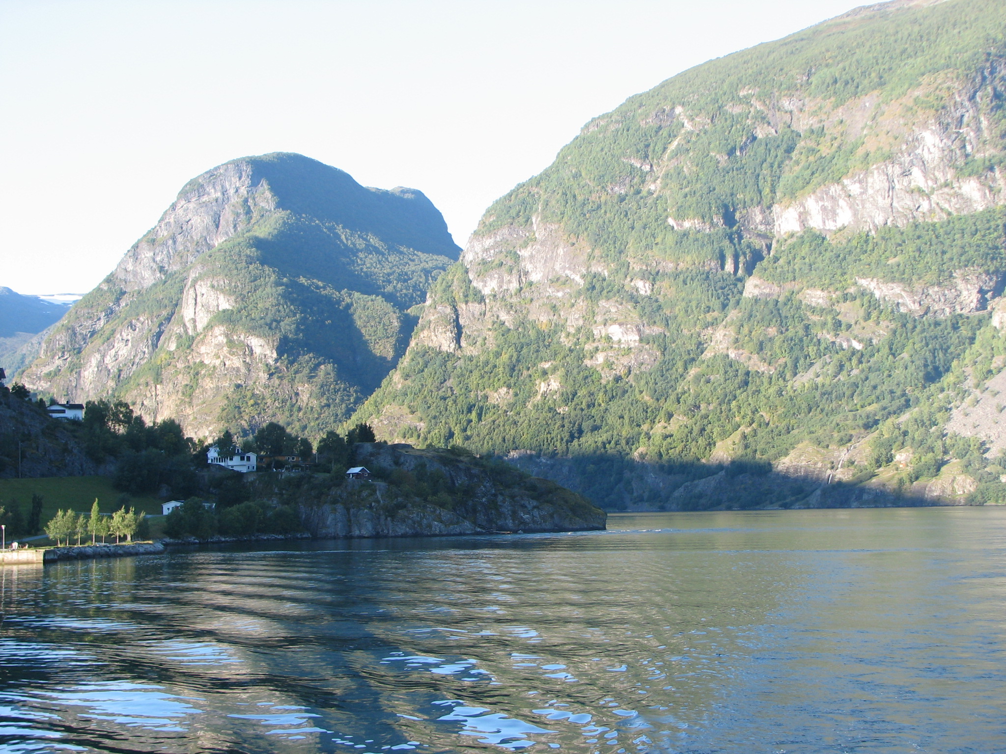 Somewhere-north-of-here fjord