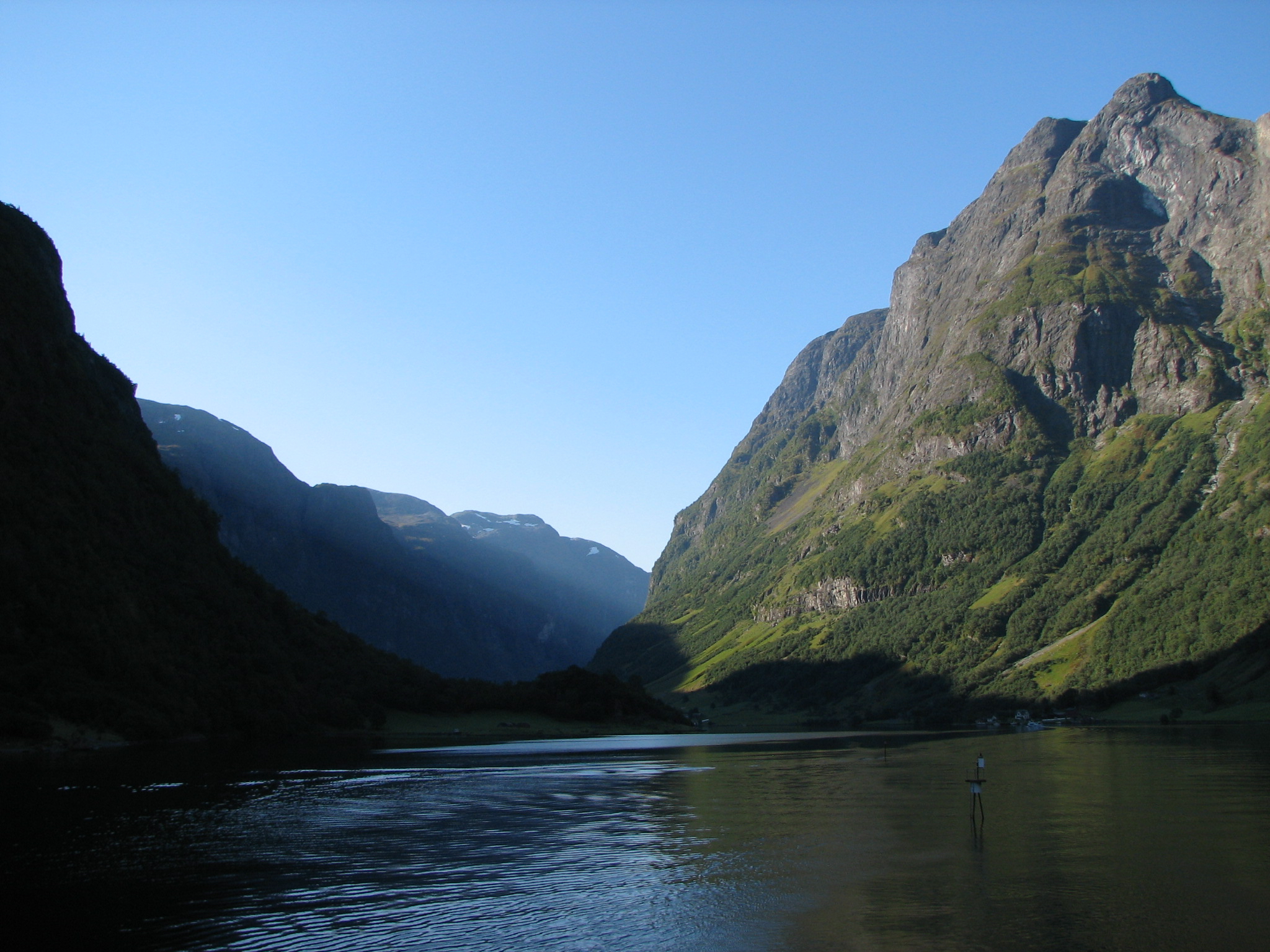 There's a reason why tourists love this fjord. So do I.