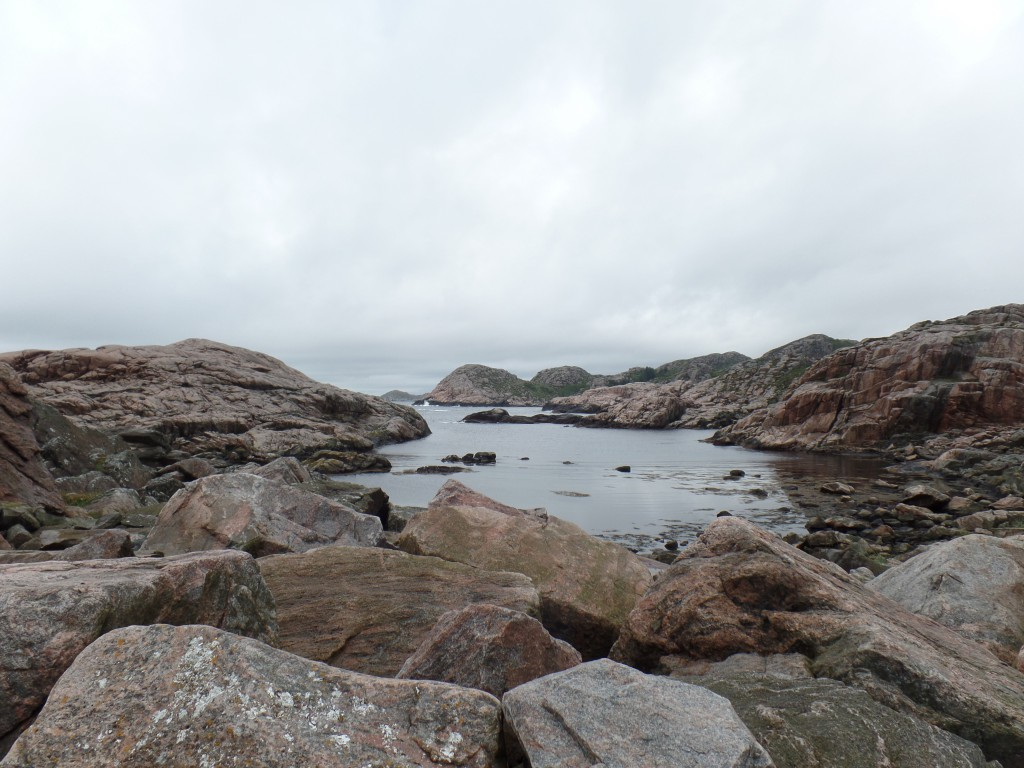 Landscape at Lindesnes