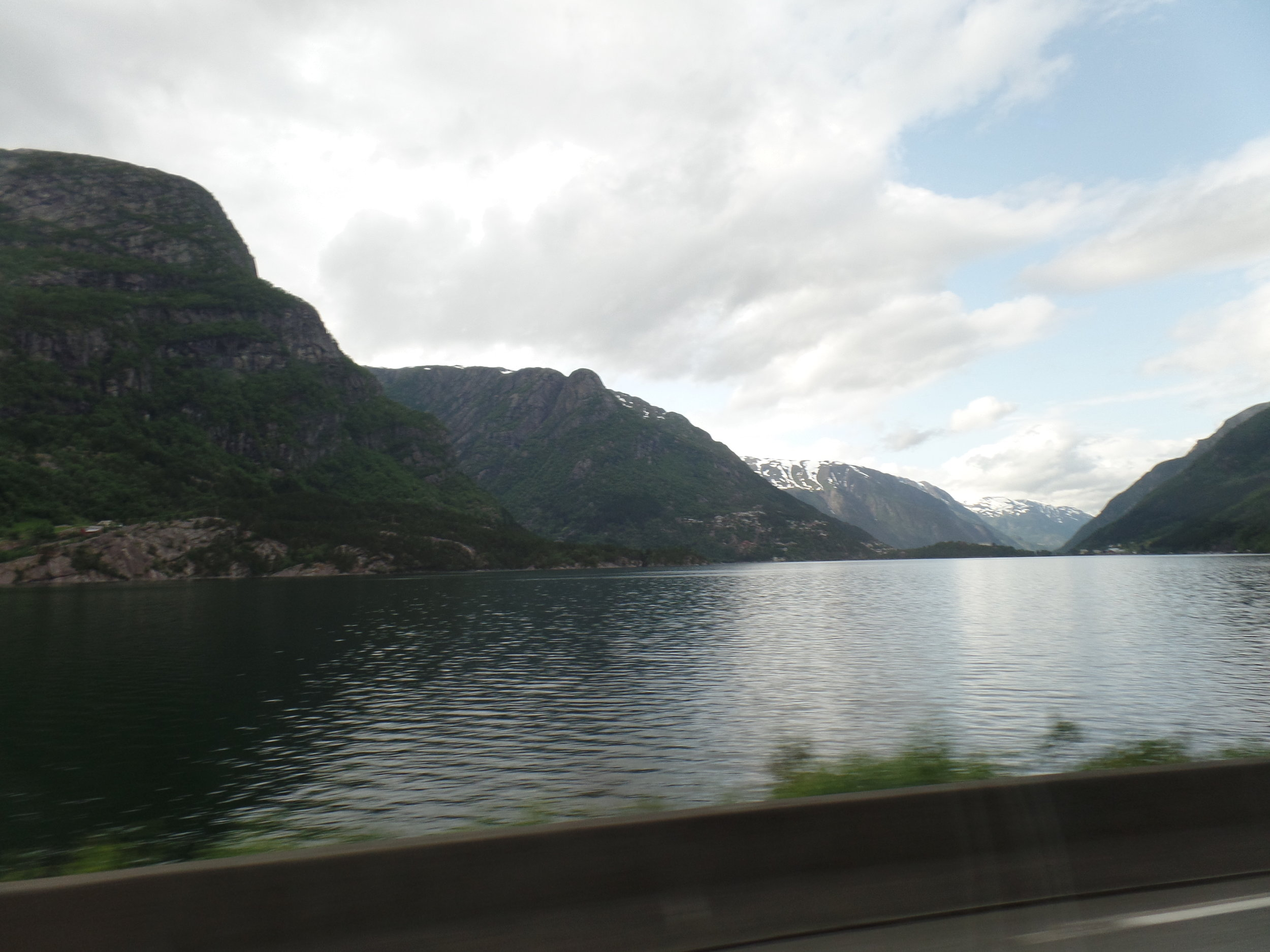 West Norway scenery