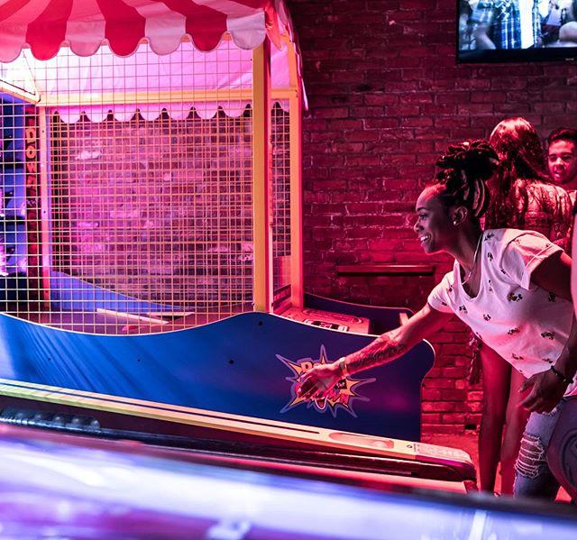Test those skeeball skills at our Tournament every Thursday at 8pm. $10 buy in, winner takes all 💵 • • • • • #thehotchickaz #thehotchick #scottsdaleeats #absolutelyscottsdale #arizonagram #arizonafood #igarizona #azfoodblogger #azfoodie #azfoodies #azfood #azfoodandwine #scottsdaleblogger #scottsdalefoodie #phoenixfoodie #phoenixfood #phoenixfoodculture #phoenixeats #phoenixblogger #myphx #visitphoenix