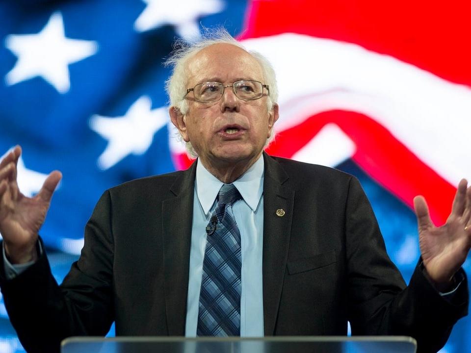 Bernie Sanders - @BernieSanders