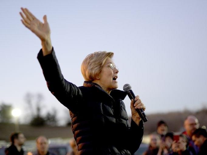 Elizabeth Warren - @ewarren