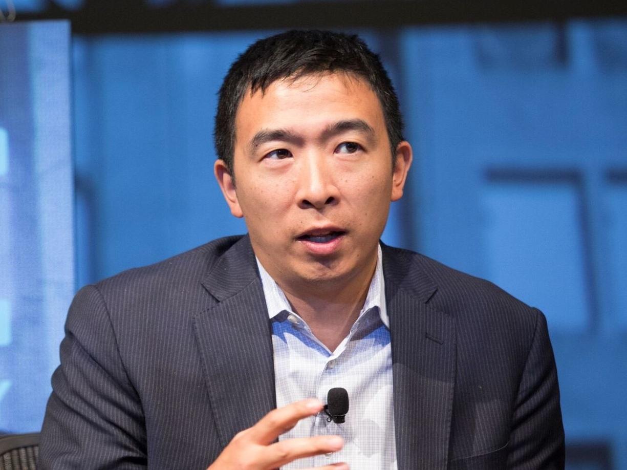 Andrew Yang - @AndrewYangVFA