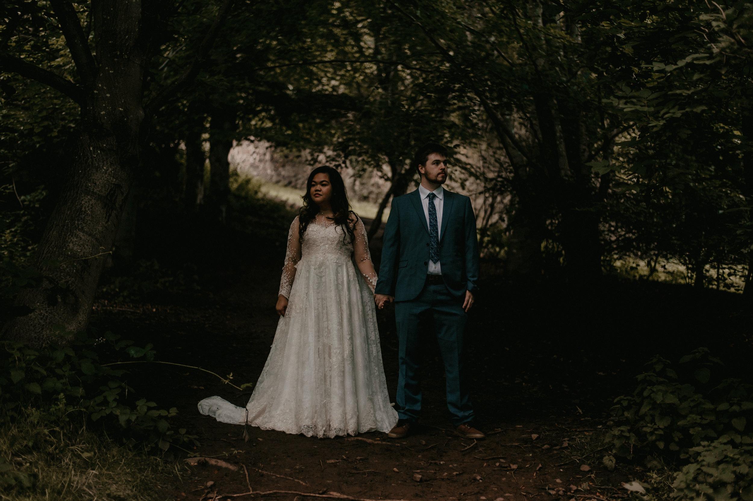 Grace & Darius