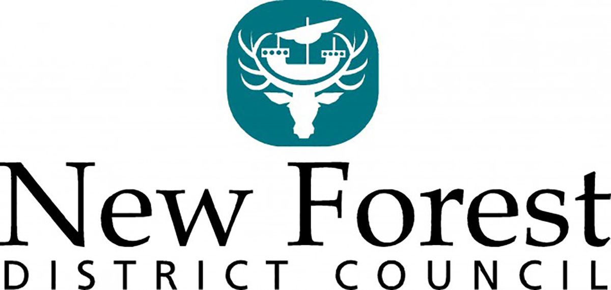 New Forest District Council logo.
