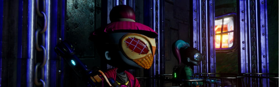 Scarygirl Free Roam VR - Credit List