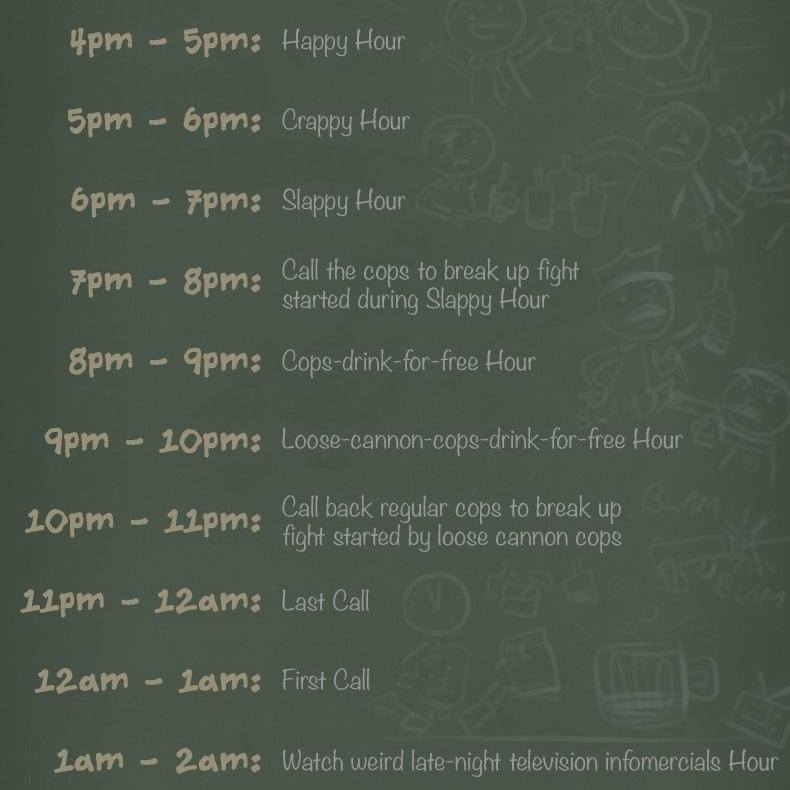 Happy Hour -