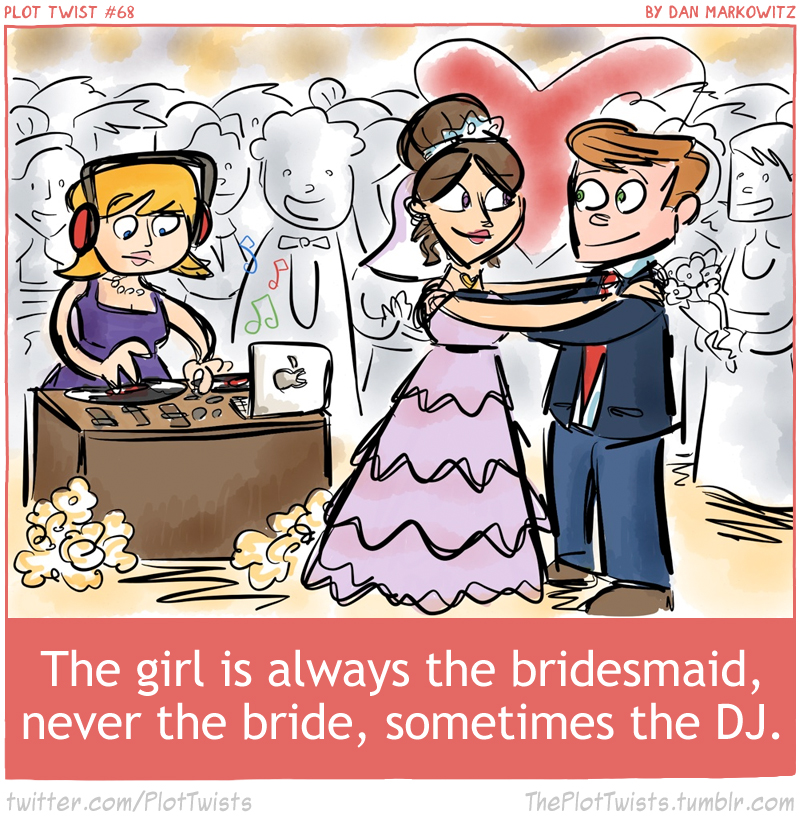 68 - Always the Bridesmaid.jpg