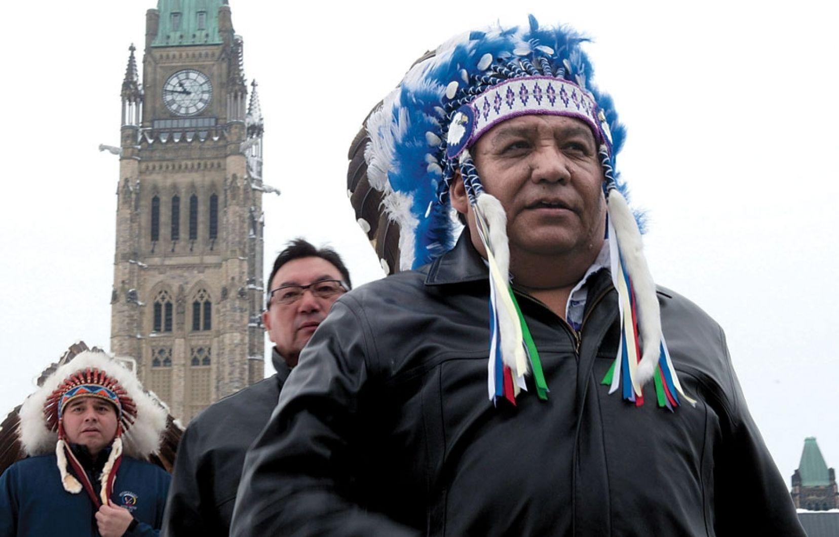 2013-01-09-Le Devoir-Offensives autochtones.jpg