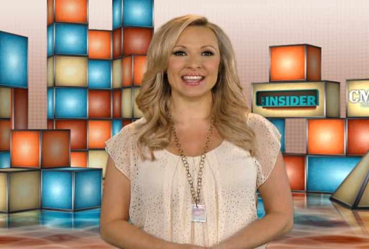 Katie Cook--Host of CMT Insider