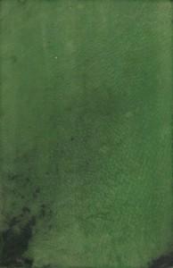 MK parchment emerald