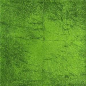 MK silver leaf green