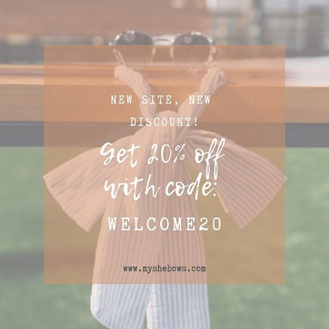 20% off! Use code WELCOME20 at www.myshebows.com (link also in bio) before styles run out! . 🕶 . #sunglassesaccesories #giftideas #leopardprint #gingham #seersucker #fashionaccessory #accessories #newfinds #onlineshop #onlineboutique #southernstyle #sororitygirls #bows #🎀 #sunglasses #sunglasslover #sunglasseschain