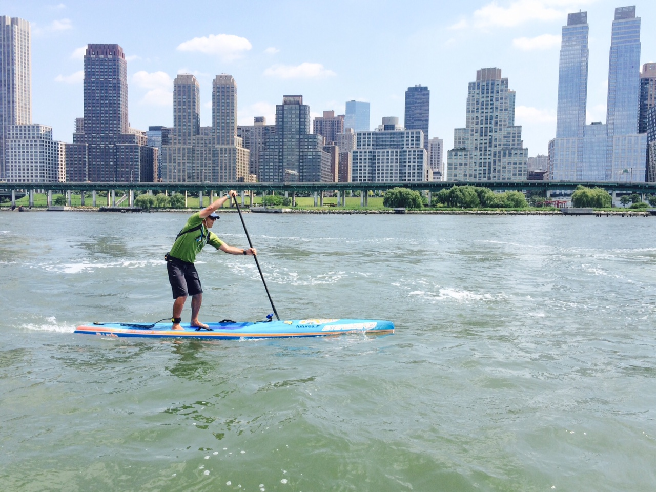 SEA Paddle NYC, 2016