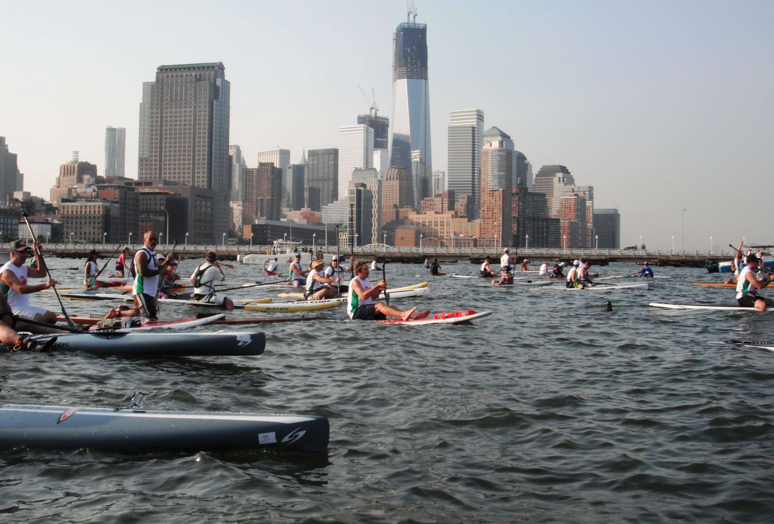 SEA Paddle NYC, 2012