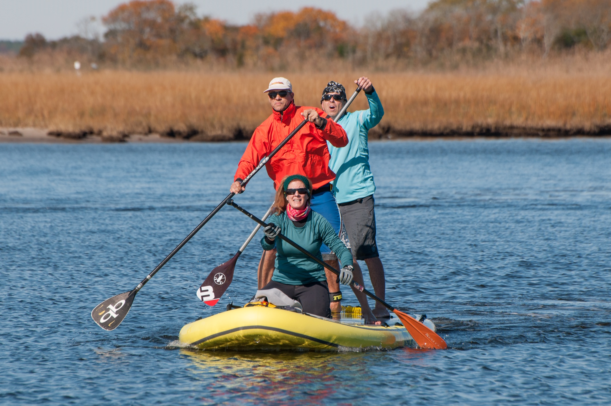 Paddle 4 NC, 2018, Angie Lombardi Photo