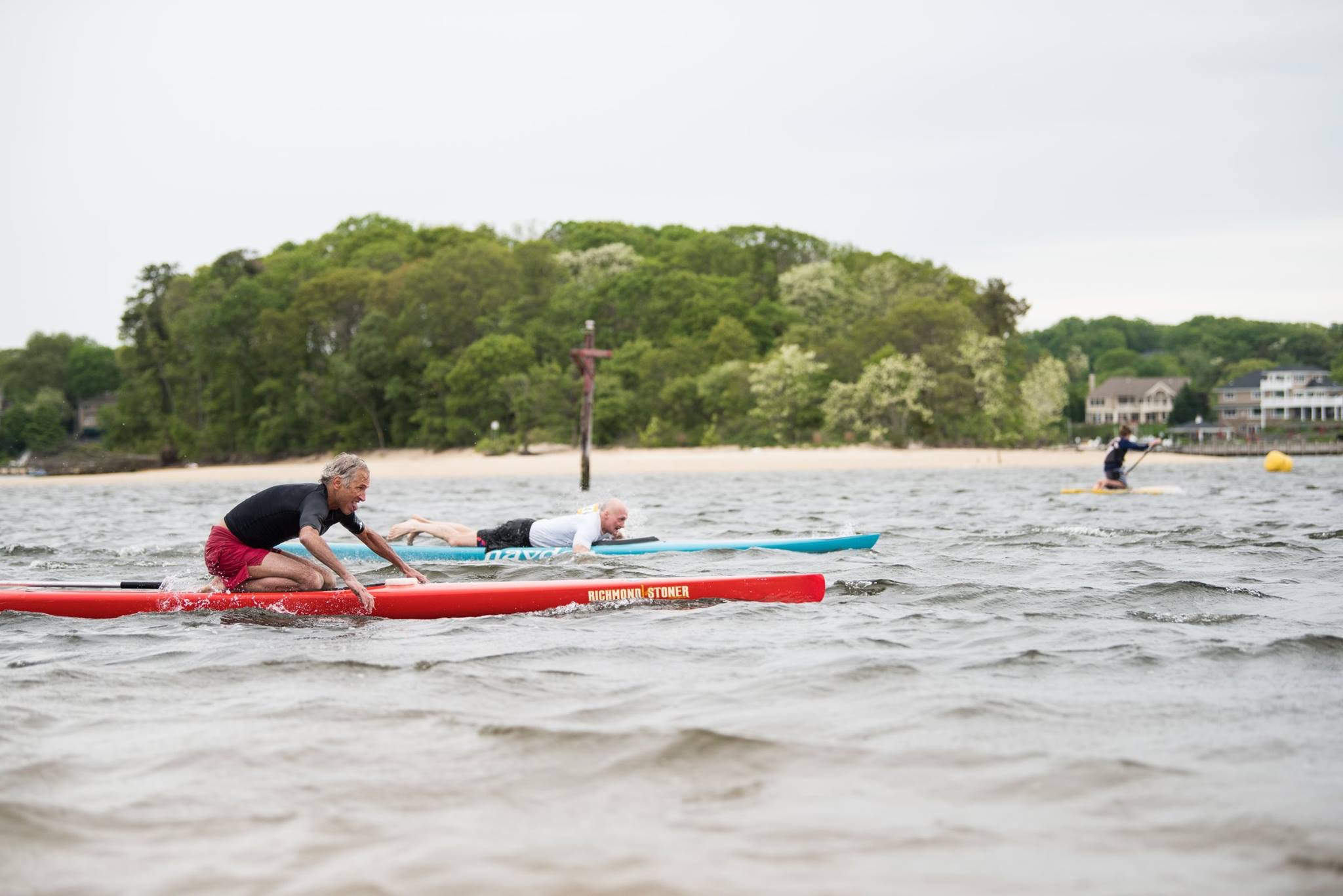 Prone Paddlers, TIPP3, Patricia Burke Photo