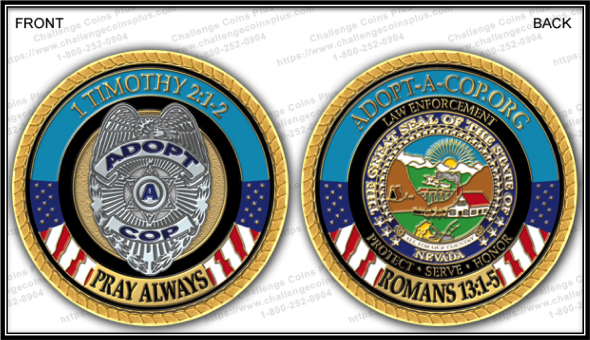 aacn Officers — Adopt-A-Cop Nevada