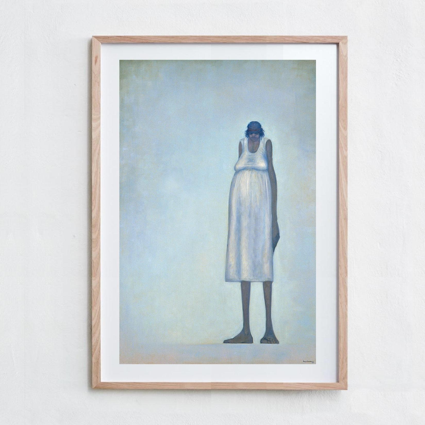 The Misses  Oil Paint, Canvas