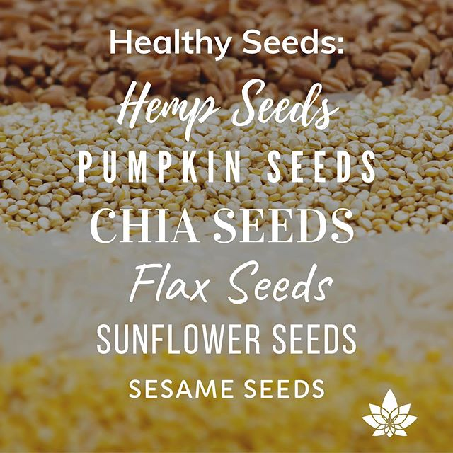 Soak your seeds up to 48 hours before consumption for best digestion and absorption of nutrients. ☀️