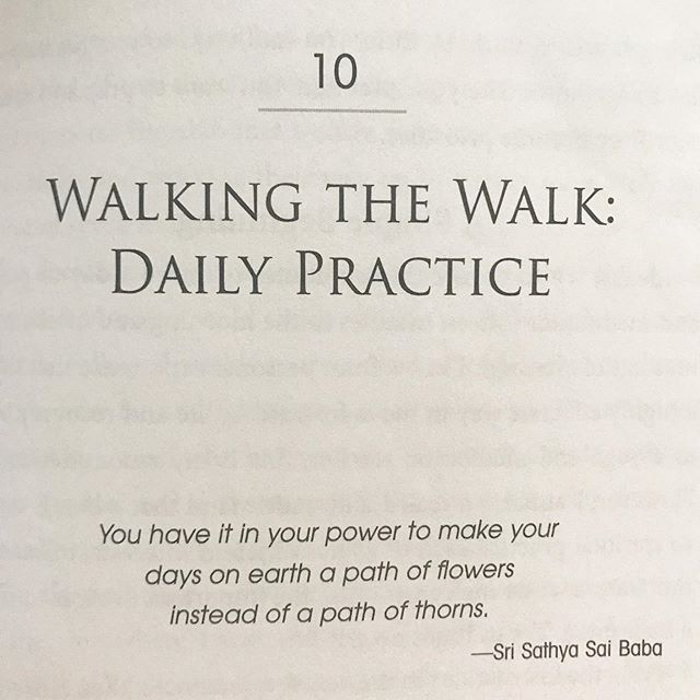 Chapter 10: what we all struggle with is taking everything we've learned and applying it to our daily lives.  You have the power to walk confidently into a new daily practice that works for you. Start small and begin to make time for stillness and all the rest will begin to fall into place. This works especially well for people seeking clarity. ⛅️ Read 'Soul Silence' by Peter Amato to jump start your transformation. Dr. Amato hosts retreats at Harmony Mountain Institute in Pennsylvania based on his teachings in the book, as discovered on his life-long journey of soul searching and changing lives with his discoveries.  Link in bio