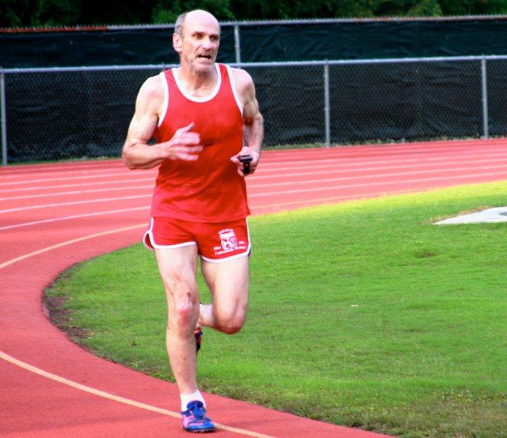 richard enow run