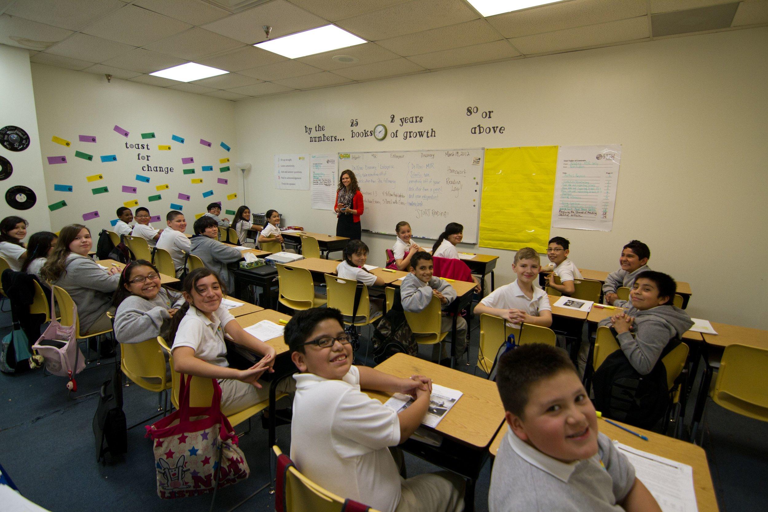 LauraVClassroom