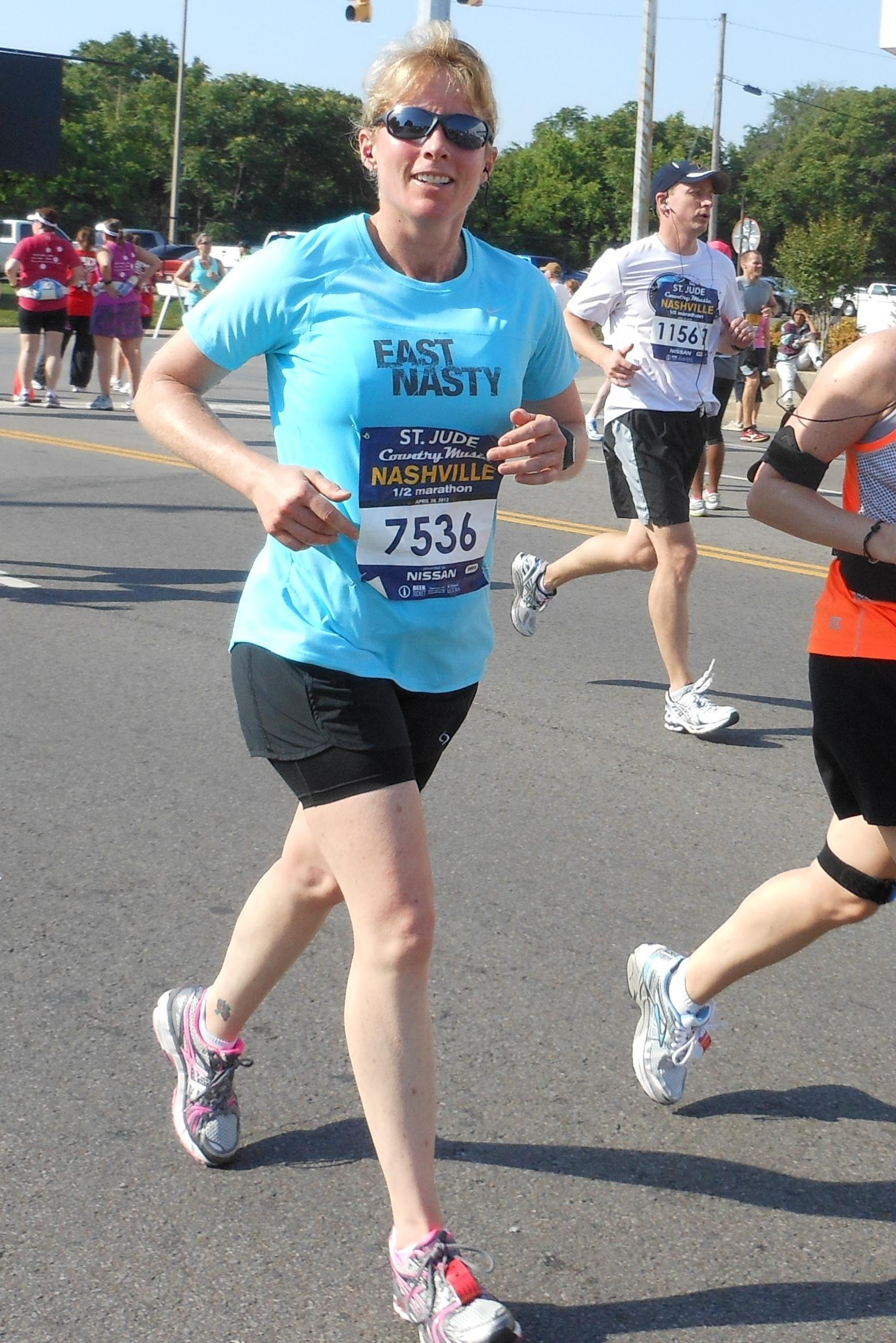 2012 Country Music Half Marathon