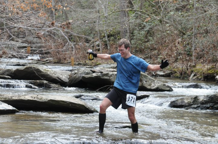 Mt Cheaha 50k 2010