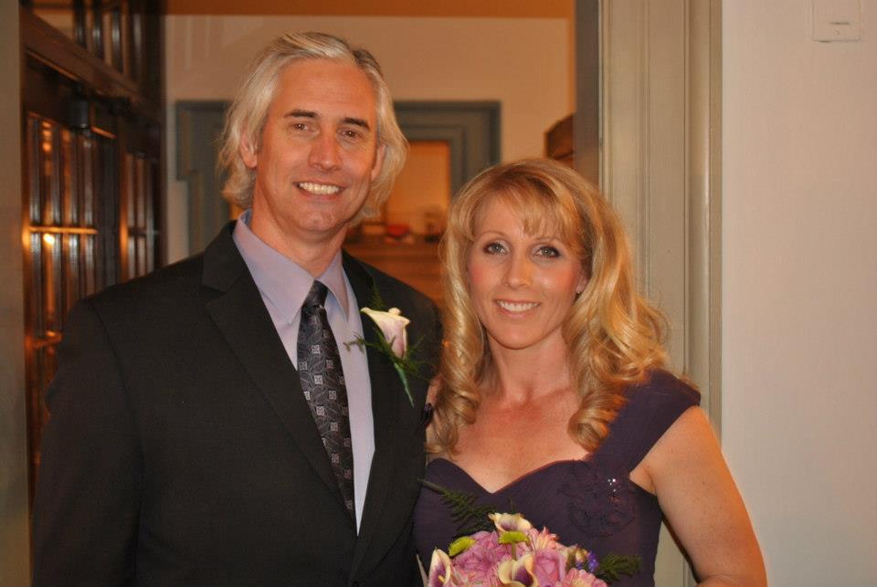 Wedding Day, November 3, 2012